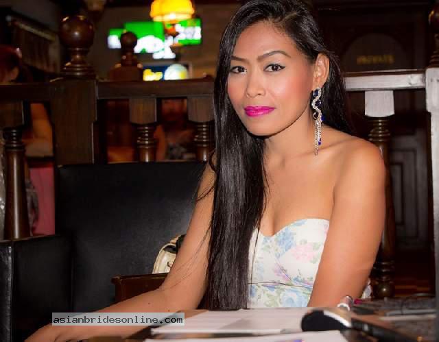 Asian brides thai ladies online